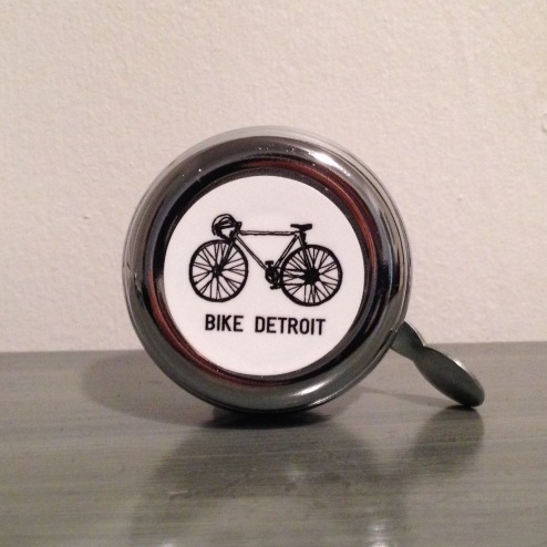 Bike Detroit bell, by Bring-a-Ling