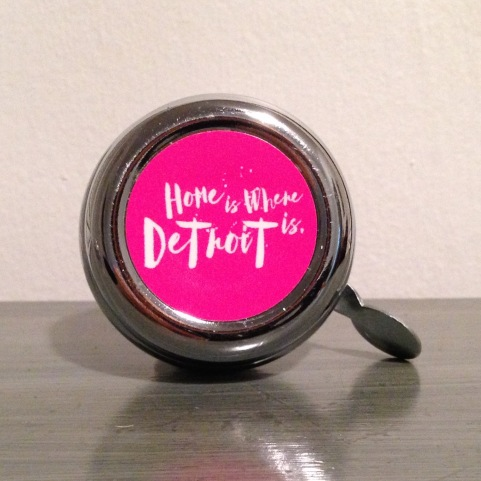 Home is Where Detroit Is (Pink)
